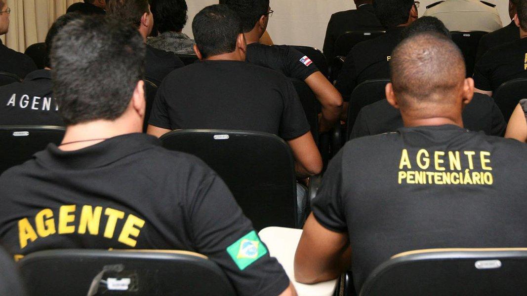 Posse de 62 novos Agentes Penitenciários Foto Adenilson Nunes/Secom Local Auditório da Secretaria da Justiça, e Direitos Humanos, CAB