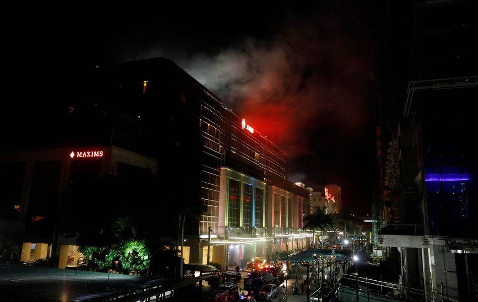 Cassino nas Filipinas é alvo de ataque e grupo extremista Estado Islâmico assume autoria do atentado; terrorismo