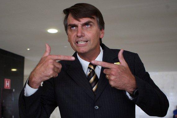 Deputado federal Jair Bolsonaro (PSC)