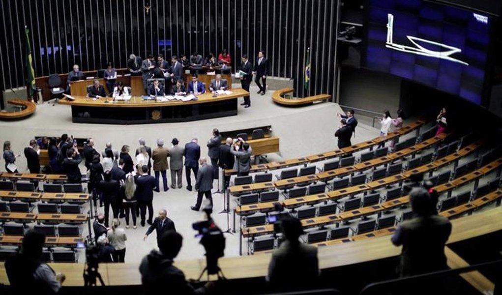Plenário da Câmara dos Deputados 29/06/2017 REUTERS/Ueslei Marcelino