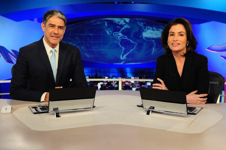 Jornal Nacional, JN, rede globo