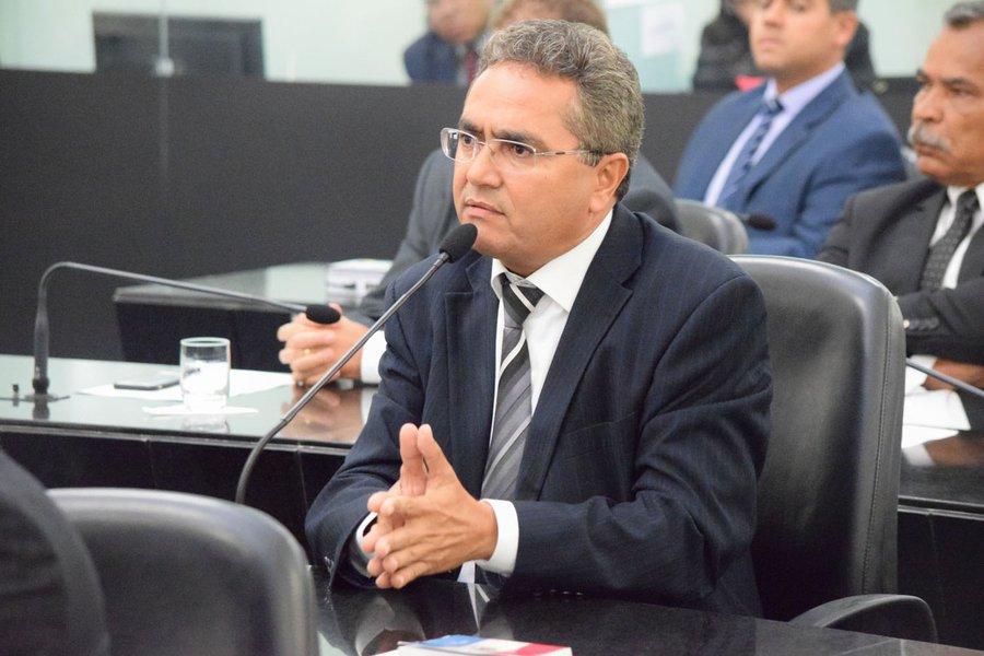 DEputado estadual Francisco Tenório (PMN-AL)