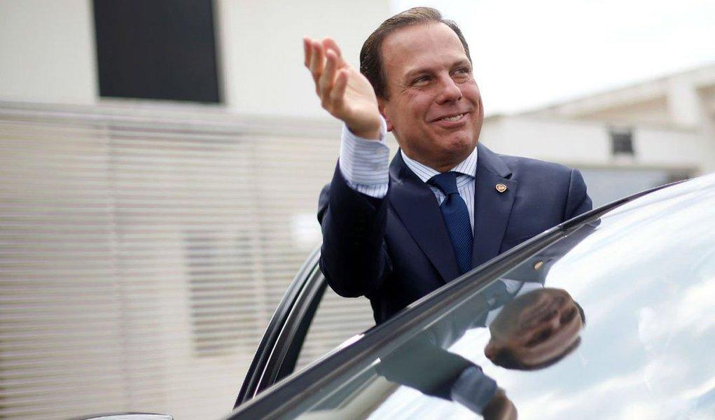 Doria é visto no PMDB e em parte do DEM como um potencial candidato à Presidência em 2018