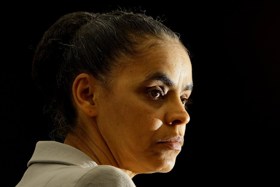 Ex-senadora Marina Silva (Rede)