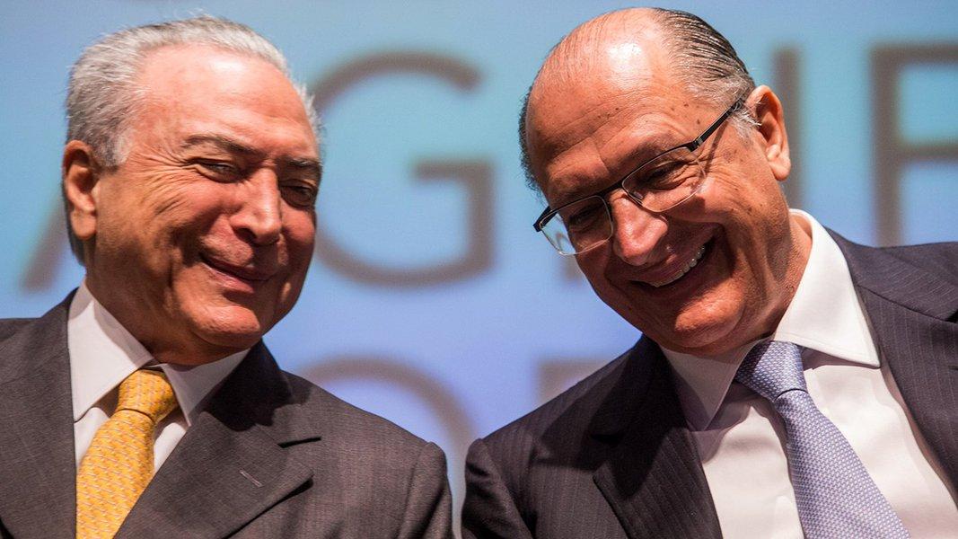 michel temer geraldo alckmin