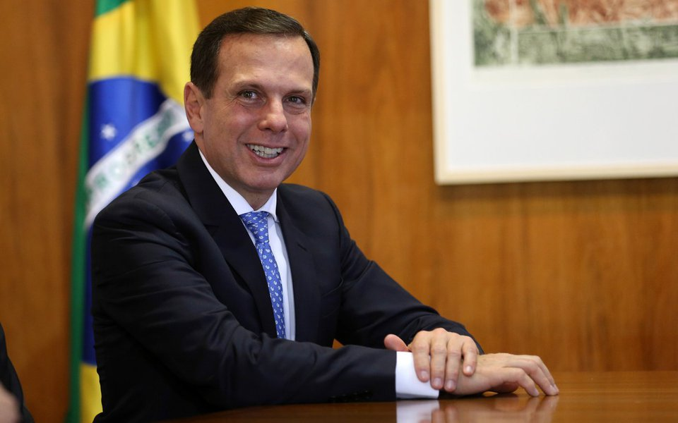 Brasília - O prefeito eleito de São Paulo, João Doria, se reúne com o presidente da Câmara, Rodrigo Maia (Fabio Rodrigues Pozzebom/Agência Brasil)