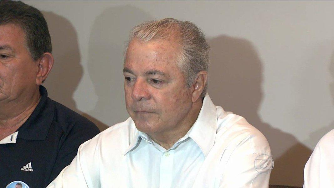 Ex-governador de Roraima Neudo Campos
