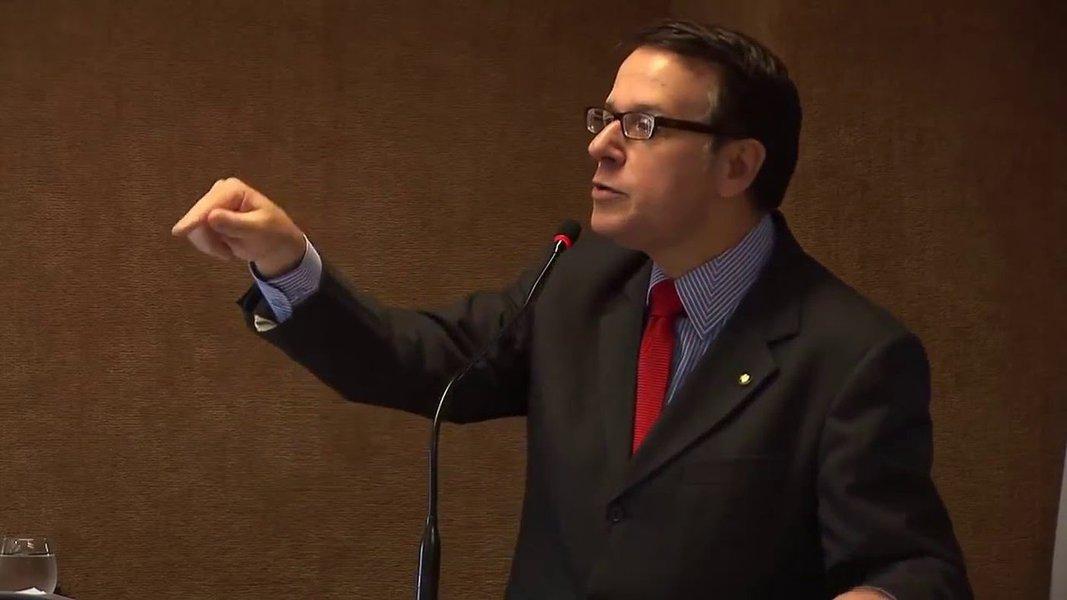 Secretário de Administração Penitenciária de Goiás, Ricardo Balestreri