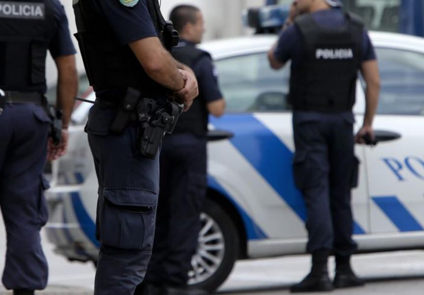 Polícia de Lisboa, Portugal