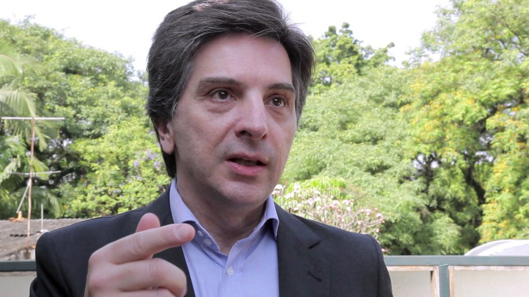 Fernando Reis, ex-diretor da Odebrecht Ambiental