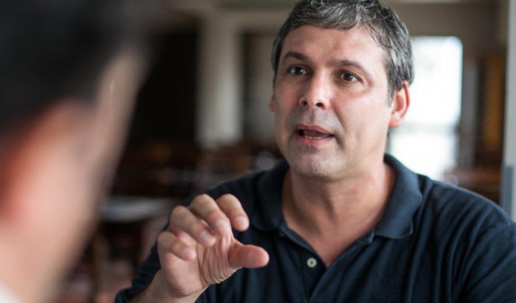 06/03/2017 - PORTO ALEGRE, RS - Entrevista com o senador Lindbergh Farias, do PT. Foto: Guilherme Santos/Sul21