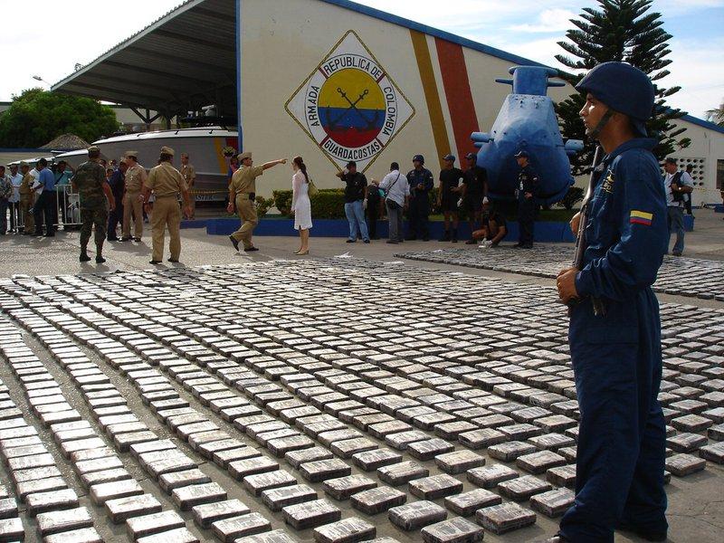 Droga Colômbia