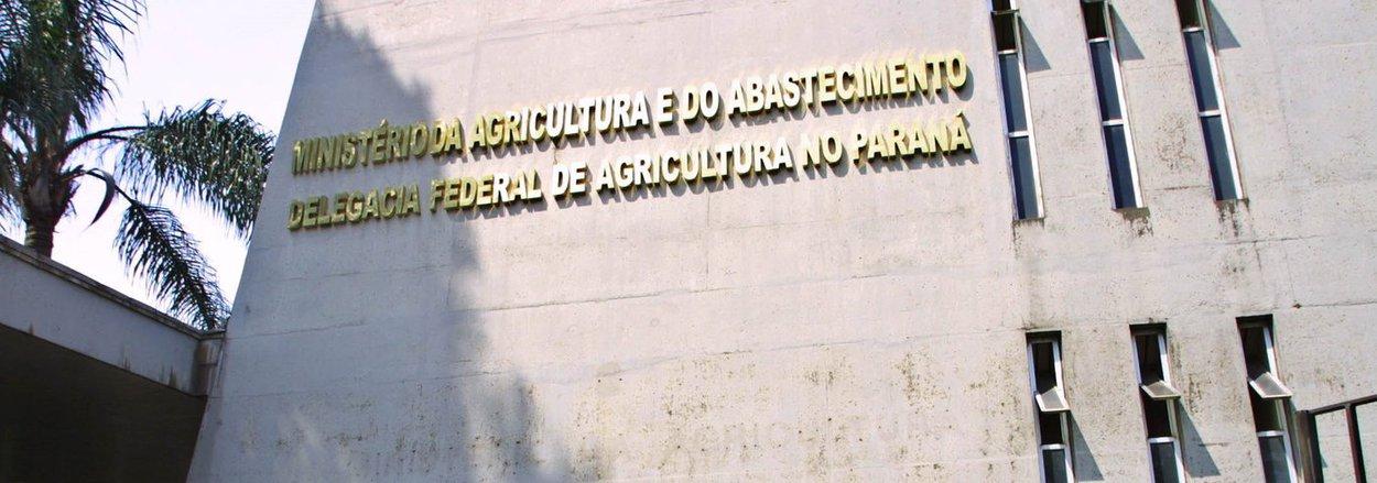 Sede regional do Ministério da Agricultura, Pecuária e Abastecimento no Paraná