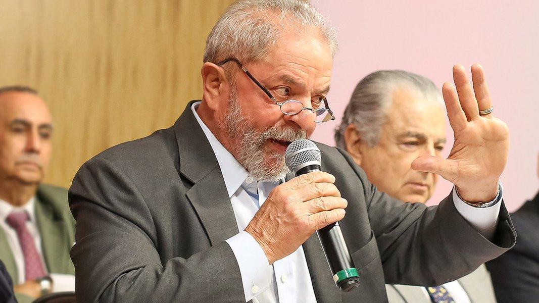 Sao Paulo- SP- Brasil- 20/09/2016- O ex-presidente Lula