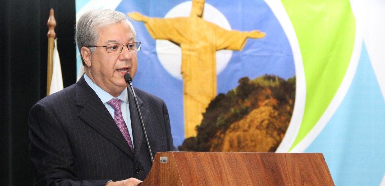 Presidente do TCE do Rio, Jonas Lopes de Carvalho
