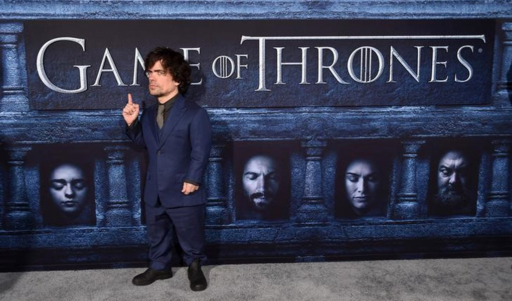 "Cast member Peter Dinklage attends the premiere for the sixth season of HBO's ""Game of Thrones"" in Los Angeles April 10, 2016. REUTERS/Phil McCarten/Files"