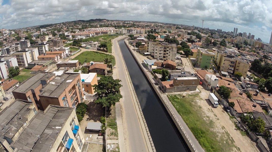 Canal do Fragoso - Olinda