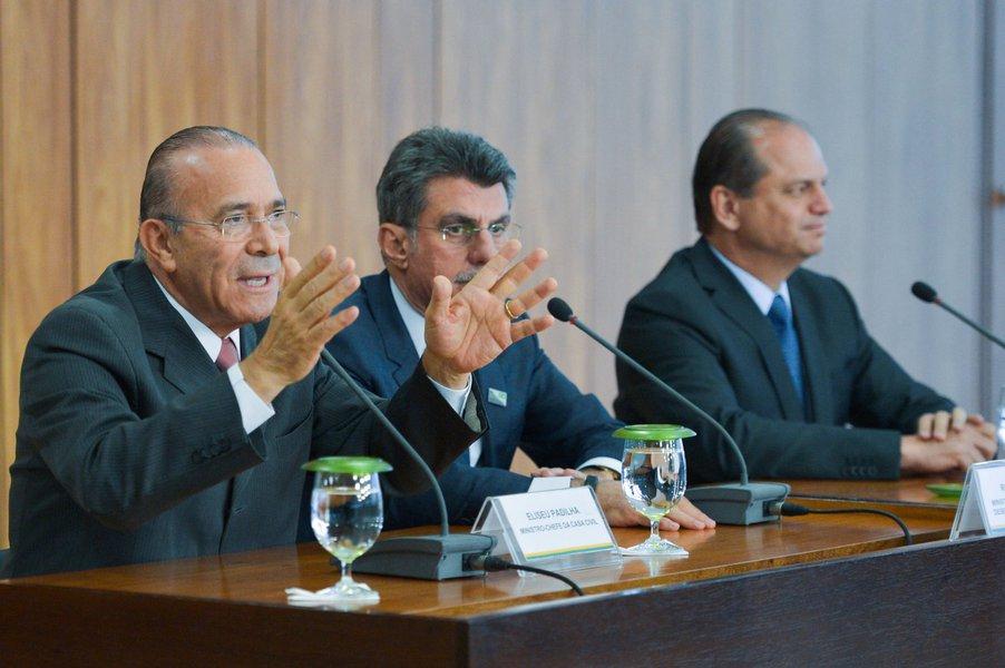 Eliseu Padilha e Ricardo Barros