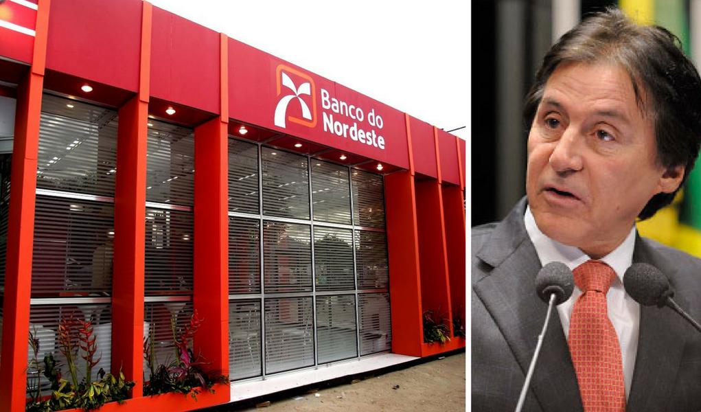 Eunício de Oliveira e Banco do Nordeste