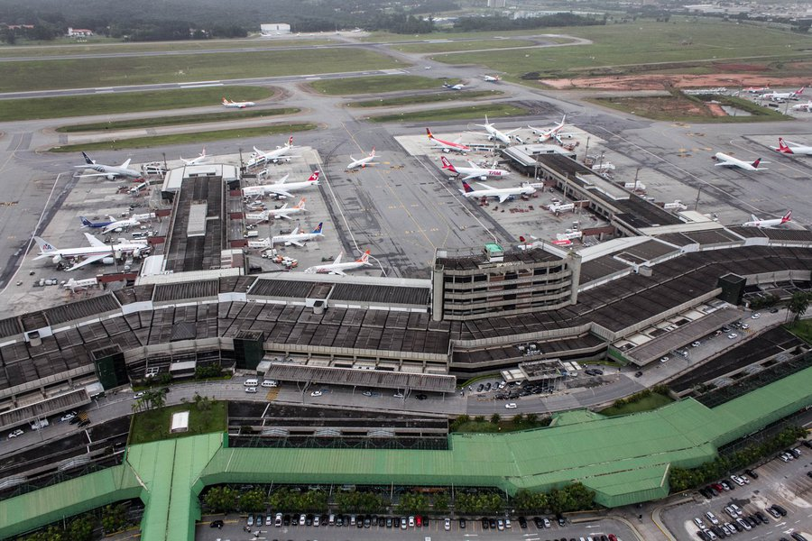 Assunto: Fotos Aéreas Local: São Paulo - SP Data 02/2012 Autor: Juvenal Pereira