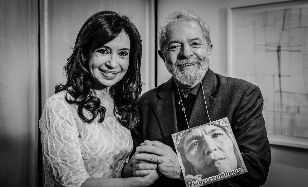 Lula eCristina Kirchner