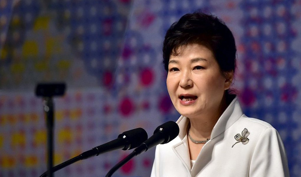 Presidente sul-coreana, Park Geun-hye. 01/03/2016 REUTERS/Jung Yeon-Je/Pool/File Photo