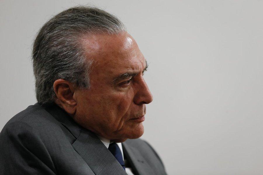 (São Paulo - SP, 31/01/2017) Entrevista para o jornal Financial Times. Foto: Beto Barata/PR