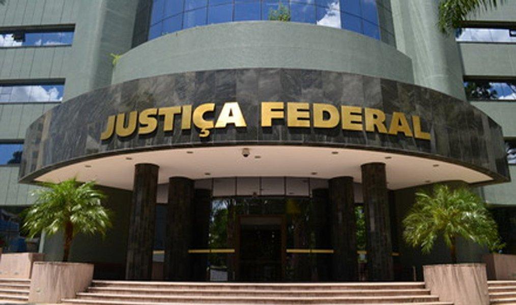 Prédio da Justiça Federal em Curitiba