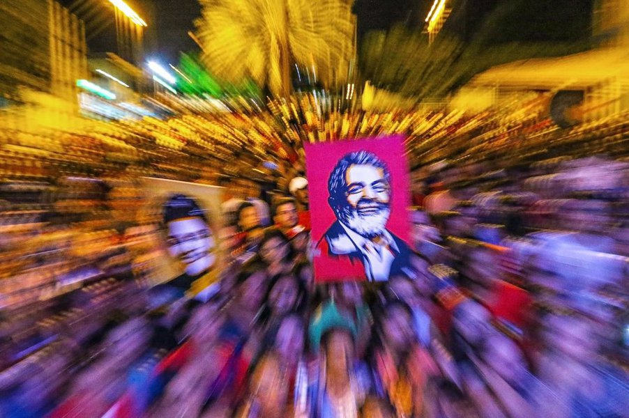 Lula em Petrolina (PE)