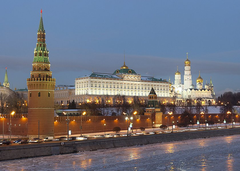 Kremlin, Moscou, Rússia