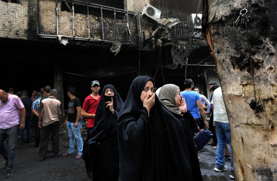 Ataque terrorista em Bagdá, Iraque