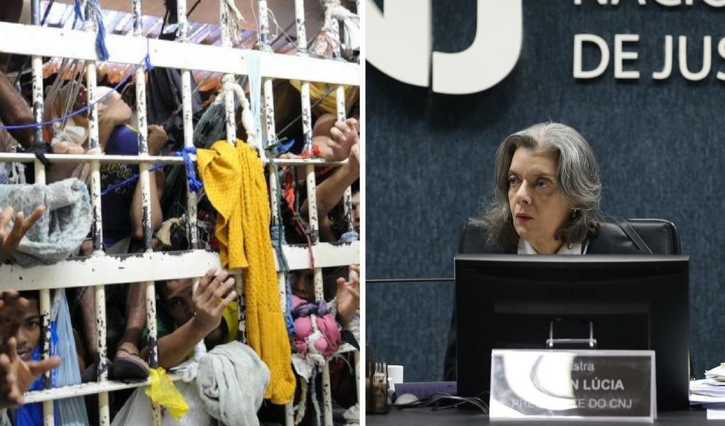 Carmen Lucia CNJ prisões