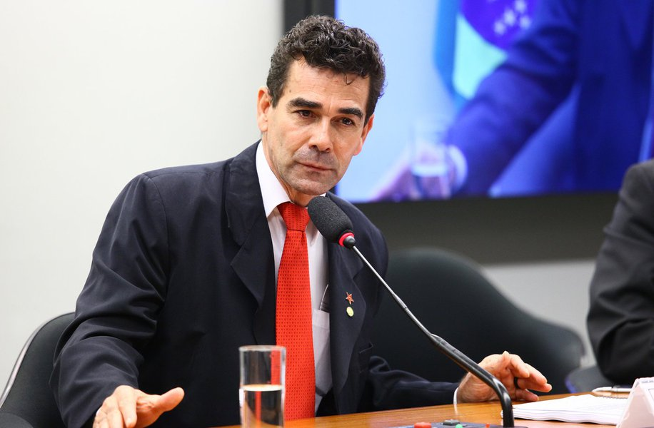 Deputado Padre João (PT-MG), presidente da CDHM da Câmara