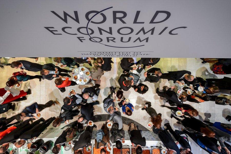 Fórum Econômico Mundial, Davos, Suíça