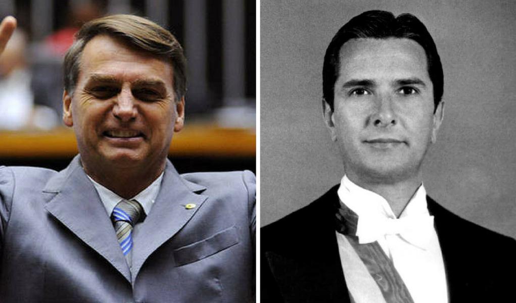 Jair Bolsonaro e Fernando Collor