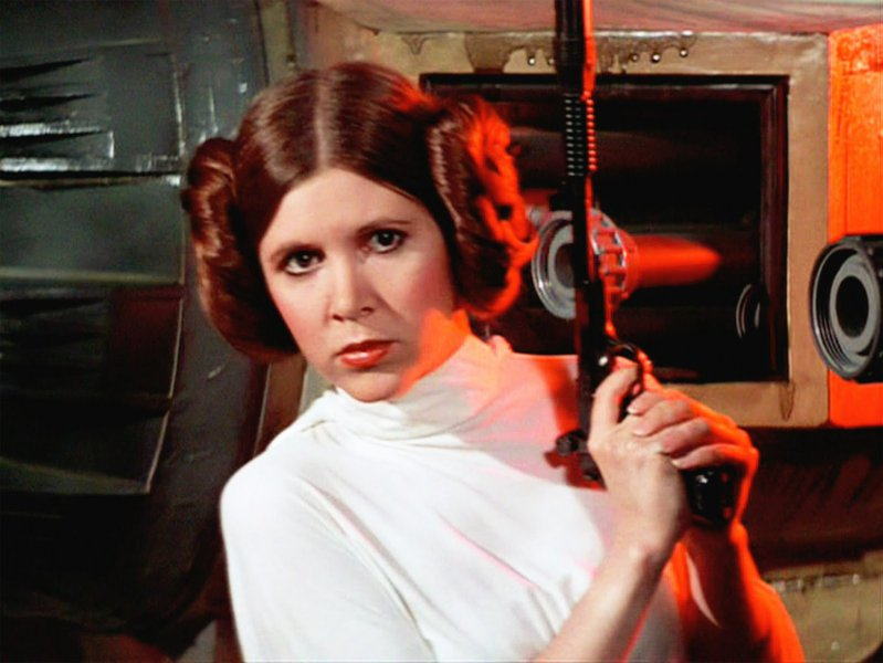 Princesa Leia, Star Wars