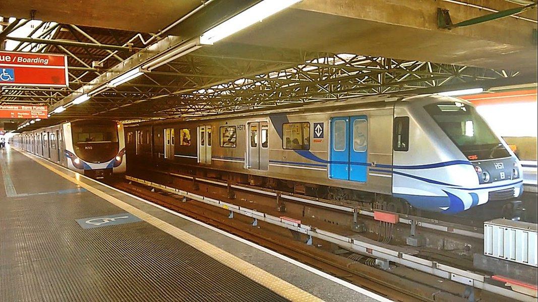 Estação metrô Pedro Segundo (SP)