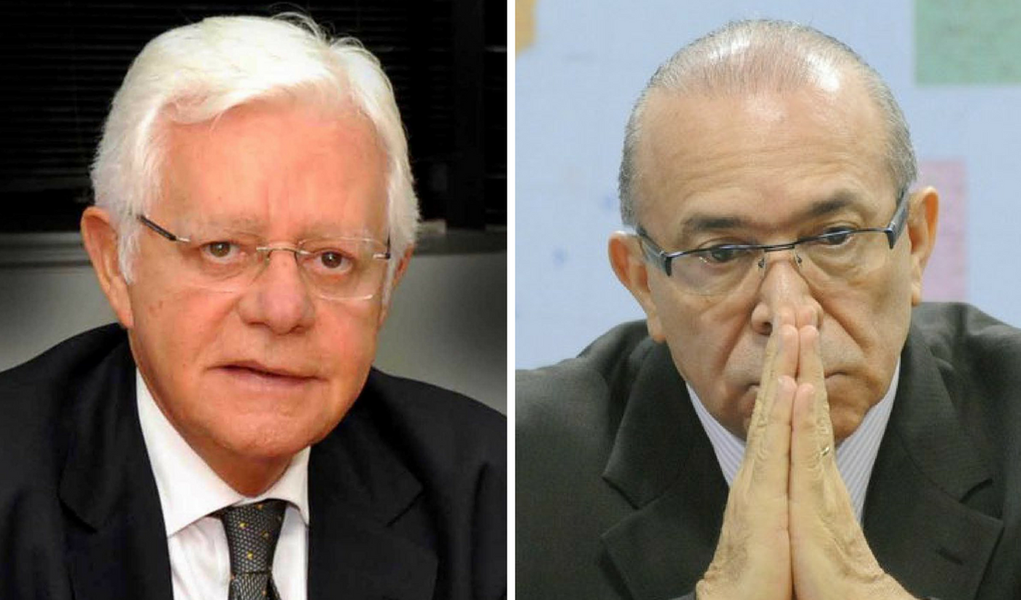 Moreira Franco e Eliseu Padilha
