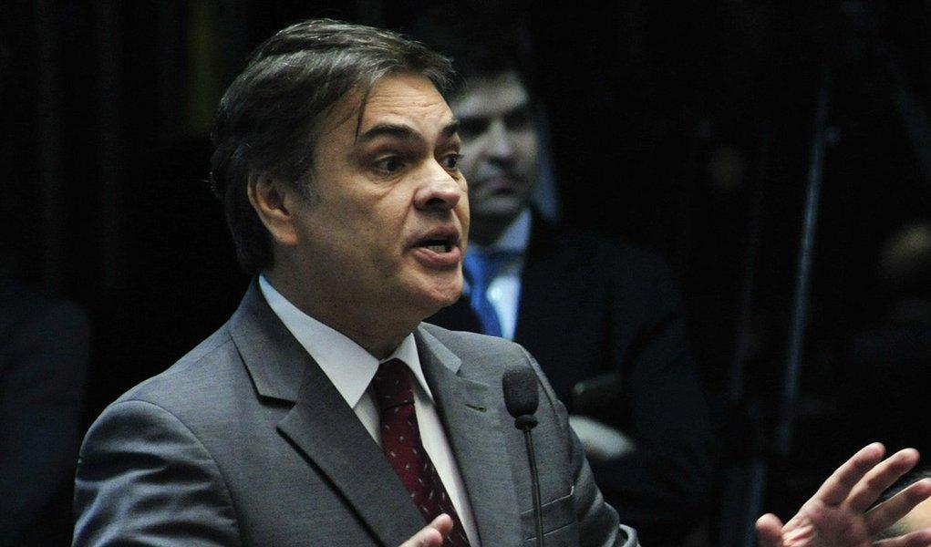 senador Cássio Cunha Lima (PSDB-PB). Foto: Geraldo Magela/Agência Senado