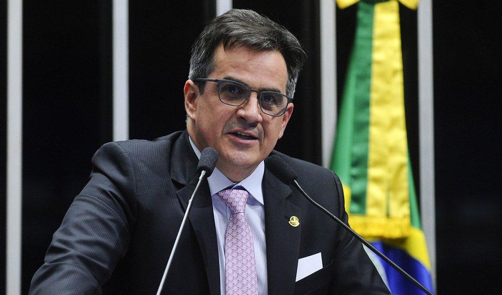 Em discurso, senador Ciro Nogueira (PP-PI).