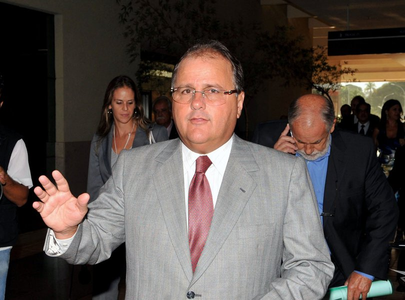 Brasília - O ministro da Integração Nacional, Geddel Vieira Lima, participa da Conferência Nacional de Defesa Civil e Assistência Humanitária