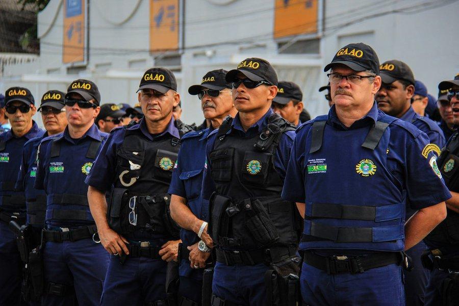 Guarda Municipal - Entrega de Viaturas. Foto: Pei Fon/ Secom Maceió