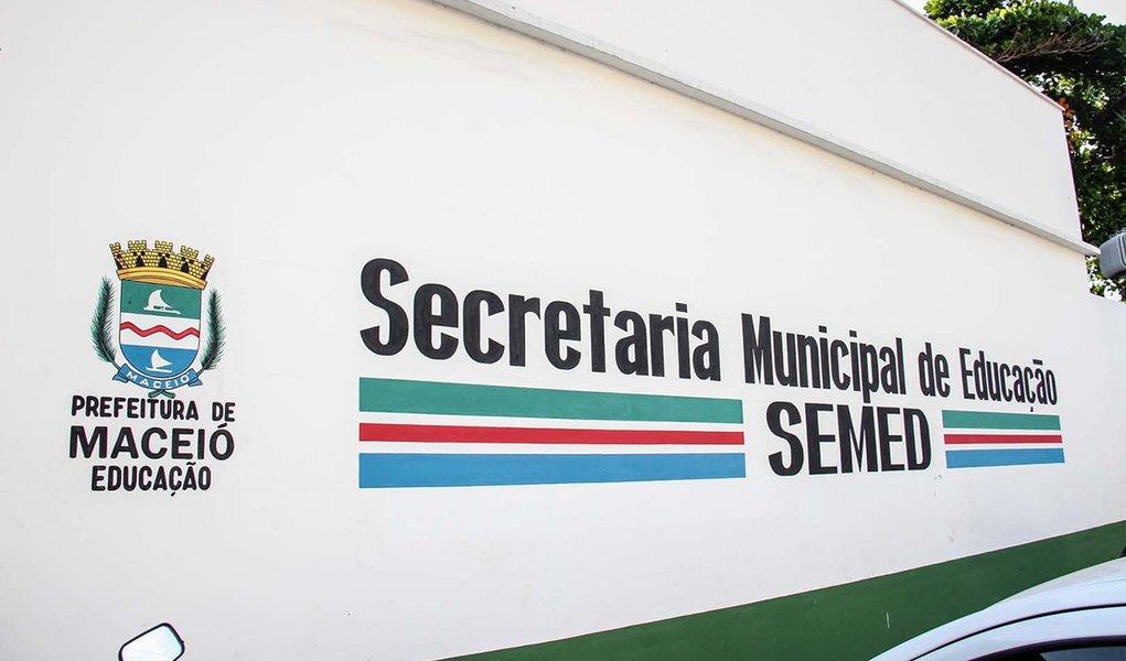 Fachadas das Secretarias Municipais Foto: Pei Fon Secom/Maceió