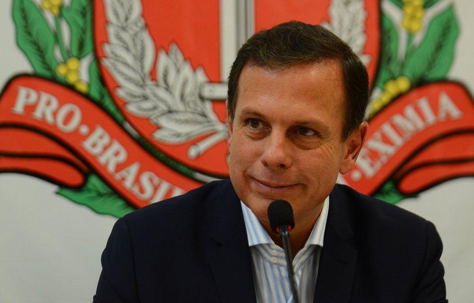 João Doria (PSDB), prefeito de São Paulo
