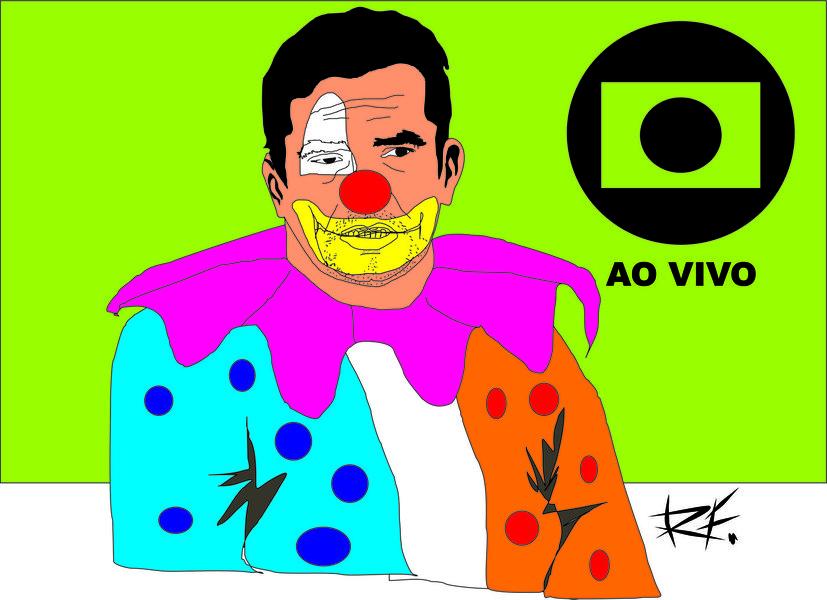 Moro palhaço (artigo Ricardo Fonseca Golpe ou retrocesso?)