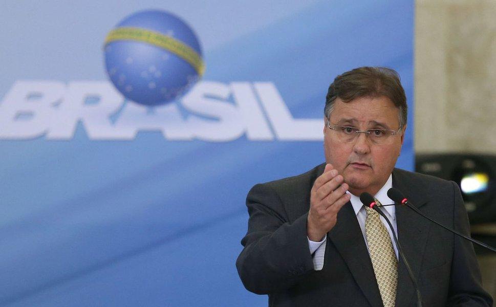 Brasília - O Ministro Geddel Vieira Lima participa da Cerimônia de Comemoração do Dia Nacional da Micro e Pequena Empresa (Valter Campanato/Agência Brasil)