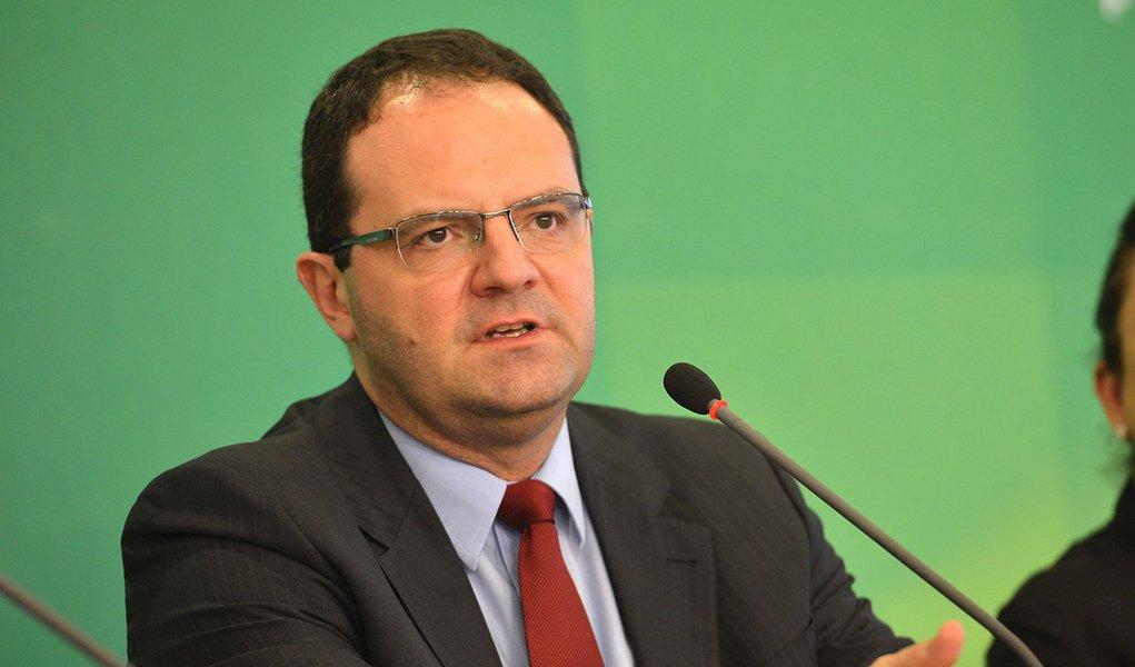 Brasília - O ministro da Fazenda, Nelson Barbosa durante coletiva no Planalto (Fabio Rodrigues Pozzebom/Agência Brasil)