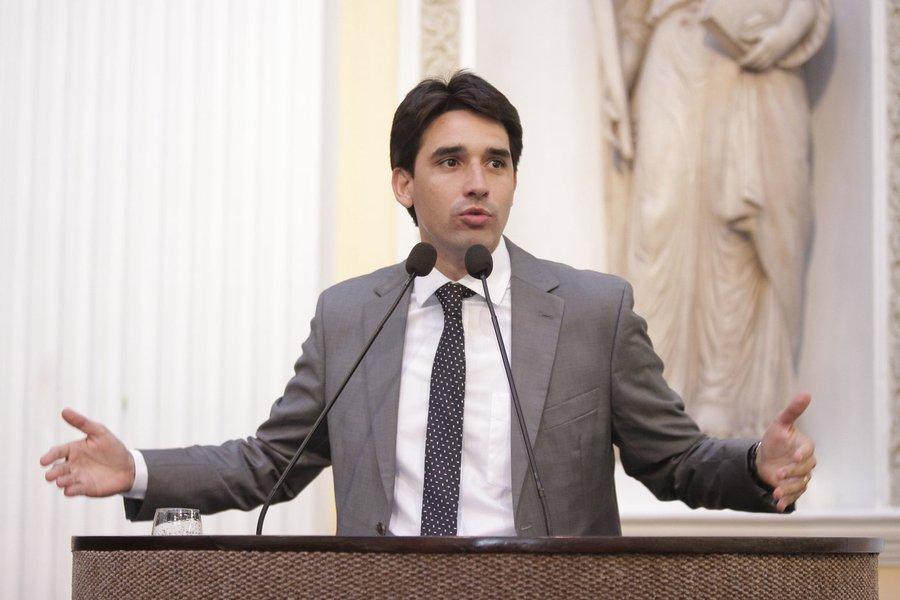 Deputado estadual Silvio Costa Filho (PRB-PE)