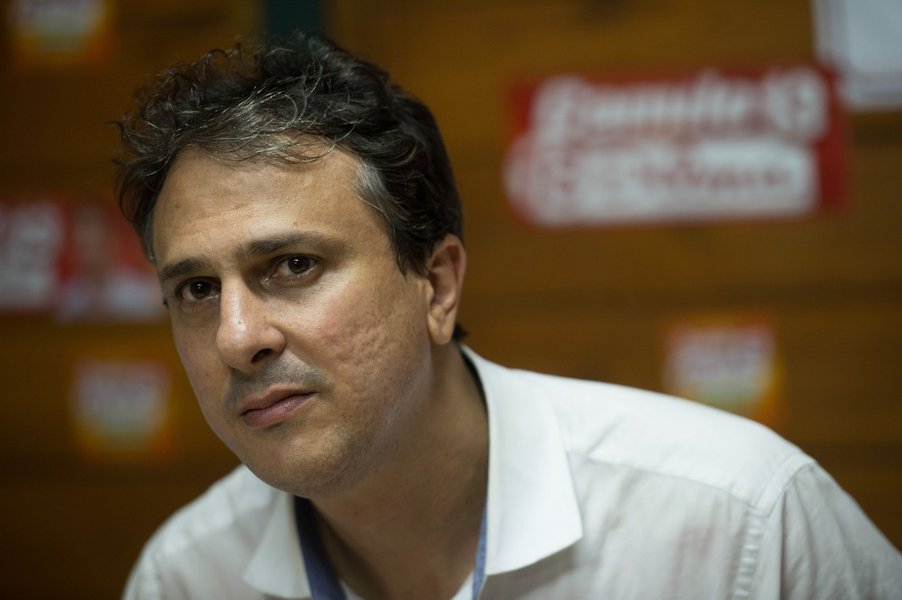 Camilo Santana, governador eleito pelo estado do Ceará. ( Marcelo Camargo/Agência Brasil) - Assuntos: Ceará, Camilo Santana, Eleições 2014