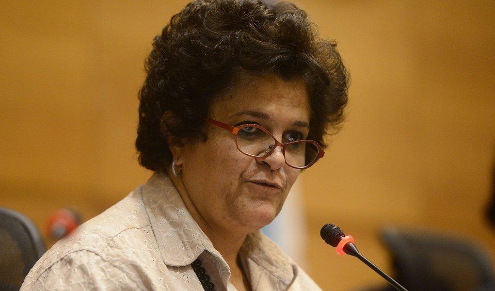 Rio de Janeiro - A Ministra Izabella Teixeira encerra o 1º Congresso Mundial de Direito Ambiental, no Tribunal de Justiça do Estado do Rio de Janeiro (TJRJ) (Fernando Frazão/Agência Brasil)